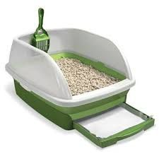 Image result for cat litter box in rv