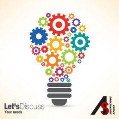 Light bulb made of gears Free Vector Power Point Gratis, Cv Original, Branding Design, Logo Design, Branding Services, Creating A Brand, Grafik Design, Graphic Design Inspiration, Classroom Decor