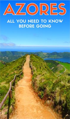 Insider travel tips and advice with everything you need to know before a trip to the magical Azores Islands! @visitazores @visitportugal #azores #portugal #visitportugal #travel