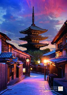 To-Ji Tapınağı, Kyoto, Japonya. Fotoğraf: İlhan Eroğlu.