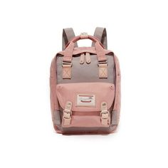 Doughnut Mini Macaroon Backpack ($71) ❤ liked on Polyvore featuring bags, backpacks, padded laptop backpack, tablet backpack, backpack bags, pocket backpack and slim laptop bag
