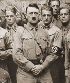 I added this one because I admire Hitler as well as Andy. Hitler was a very powerful speaker and he knew how to get what he wanted. Nagasaki, Hiroshima, Fukushima, World History, World War Ii, Jewish History, Nuremberg Rally, Prinz Eugen, German Women