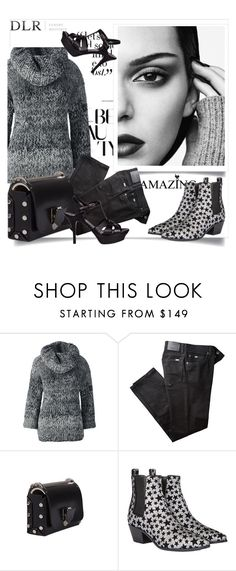 """DLRBOUTIQUE.COM"" by fashionb-784 ❤ liked on Polyvore featuring Lands' End, BRAX and Yves Saint Laurent"