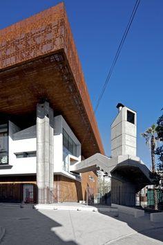 Centro Cultural Gabriela Mistral,© Nico Saieh