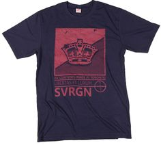 SOVEREIGN's Crown Royal Tee