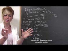Nepravidelná množná čísla v angličtině | Perfect World, Jazyková škola v Plzni