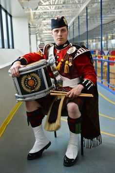 My Role in the Canada First Defence Strategy: Corporal Michael Morse – Infantry Drummer sticks it with style at Battalion Royal Canadian Regiment