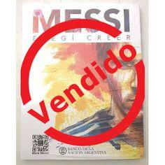 Paraíso del Libro Usado: Messi, Elegí Creer - Fútbol