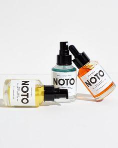 NOTO botanics – NOTO botanics Fun packaging and shot nicely Skincare Packaging, Perfume Packaging, Bottle Packaging, Cosmetic Packaging, Beauty Packaging, Print Packaging, Label Design, Branding Design, Package Design