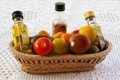 Tomates con Aceite
