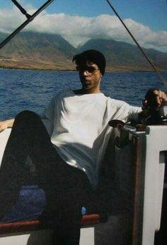 Prince in Hawaii