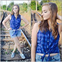 #train#railway#summer#blonde#summer#tumblr