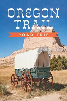 Follow in the footsteps of America's pioneers on this Oregon Trail Road Trip.