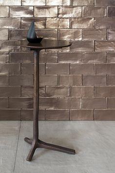 SIGNATURE Tile Copper 7,5x15 - Piet Boon tegels by Douglas & Jones Copper Tile Backsplash, Glass Tile Shower, Douglas Jones, New Toilet, Apartment Renovation, Wall Cladding, Luxury Living, Bathroom Inspiration, Tiles