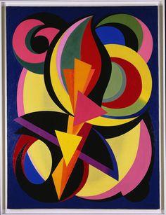 Herbin, Auguste - Composition, 1939