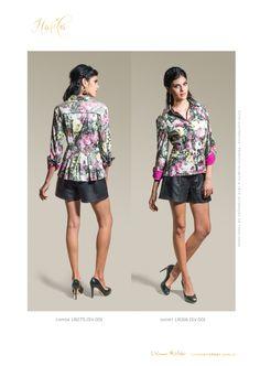 Liziane Richter, couro, leather, fashion, summer 2015, verão 2015, summer fashion, lookbook, look, harika