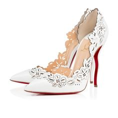 chaussures louboutin femme mariage