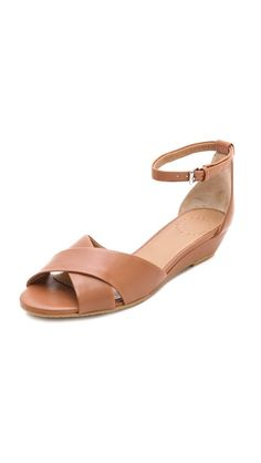 Marc by Marc Jacobs Simplicity Cross Toe Demi Wedge. It never fails that I will always pick the most expensive shoe.