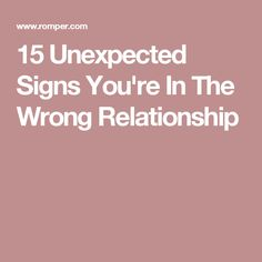 Signs A Relationship Is Getting Serious