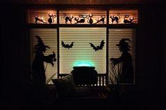 bricolage-facile-déco-fenêtre--eclairage-exterieur-chauve-souris-chat-silhouette