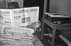 São Paulo – 1939. (Hildegard Rosenthal/Instituto Moreira Salles)