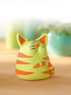 Fimo/Polymer clay  cat