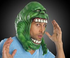 Ghostbusters Slimer Mask See more at http://giftmatters.com/ghostbusters-slimer-mask/