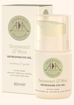 We have had a lovely review on our Seaweed and Aloe Eye Gel - Click the image to read!  http://www.healthandbeauty.org.uk/aa-skincare-essentials-new-multi-purpose-seaweed-aloe-refreshing-eye-gel/