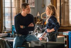 Here's what's happening with Intelligence next season Nbc Chicago Pd, Chicago Med, Patrick John Flueger, Marina Squerciati, Tracy Spiridakos, Jason Beghe, Moment Of Silence, Dc Legends Of Tomorrow, New Journey