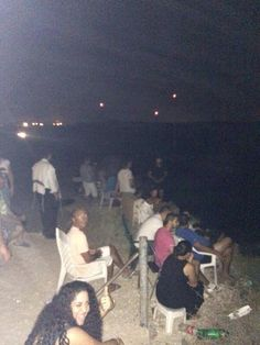 Israelis bringing chairs to the hilltops of Sderot to watch bombs fall on Gaza celebrating. How heartless can you be! **NO ONE should rejoice over death! Thousands of Palestinians are being injured, 100's killed, mostly women and children, how is that just???