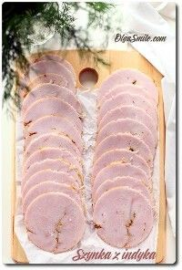 Turkey Ham, Best Chicken Coop, Chicken Coops, Cold Cuts, How To Make Sausage, Yummy Mummy, Kielbasa, Polish Recipes, Ale
