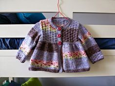 Ravelry: Design B - Coat and Hat pattern by Sirdar Spinning Ltd.
