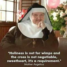 Love Mother Angelica!