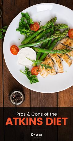 The Atkins diet — a popular low- or modified-carb diet that's high in fats and proteins but low in things like sugar, fruit, grains and many processed foods — has been around for more than 40 years.
