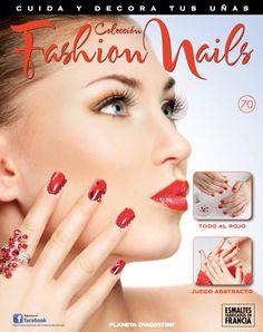 Fascículo 70 de Colección Fashion Nails