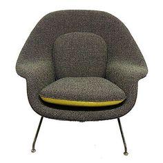 Saarinen Womb Chair  by Eero Saarinen