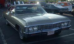 Chevrolet Impala Coupé (Serie