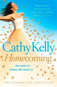 Homecoming - Cathy Kelly. Spent my summer vacation reading it and never felt the urge to keep it aside. :)