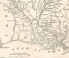 Map of the Red River Campaign of 1864 - showing Pleasant Hill in Louisiana - Battle of Pleasant Hill - Wikipedia, the free encyclopedia