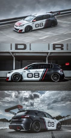Peugeot 308 Racing Cup livery