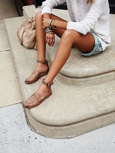 Jeffrey Campbell + Free People Ramsey Sandal at Free People Clothing Boutique