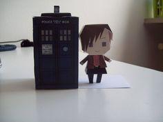 Doctor Who Paperdoll - 11 by ~Rabenstolz on deviantART