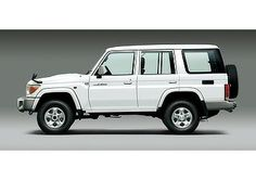 Toyota Land Cruiser 70 Series Re-release