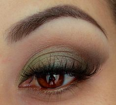 Another look using Wet N Wild Comfort Zone palette