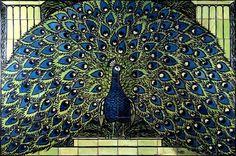 Tiles by Max Laeuger, 1908. Nederlands Tegelmuseum, CC BY