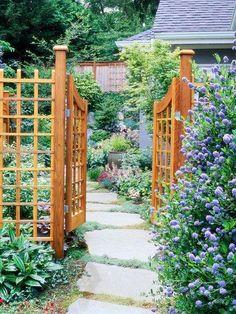 32 ideas para convertir la entrada de tu casa en algo espectacular   Decoración