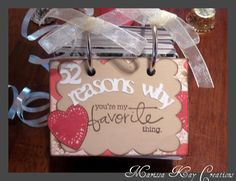 Heartfelt and Handmade: Valentines Day! A Deck of Cards Flipbook