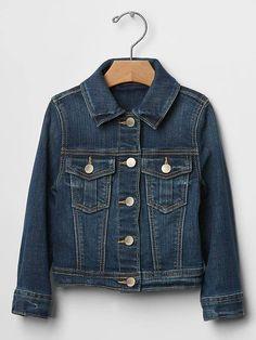 Jaqueta Jeans GAP, básica e necessária