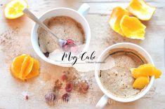 Mug Cake || schnell zusammengerührt ✓ einfach in der Mikrowelle hochbacken ✓ schmeckt der ganzen Familie ✓ das Richtige für den Süßhunger ✓