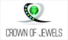 Logo designed for Australian startup - Crown of Jewels